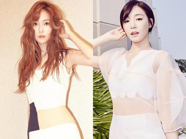 Posting Snapchat dengan Filter 'I Love Seoul', Jessica Jung Dianggap Sindir Tiffany SNSD?
