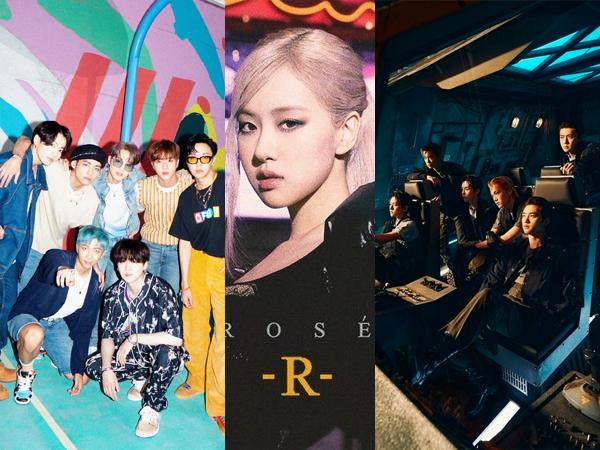 Top Tweet dari 5 Grup K-Pop yang Paling Banyak Dibicarakan Fans