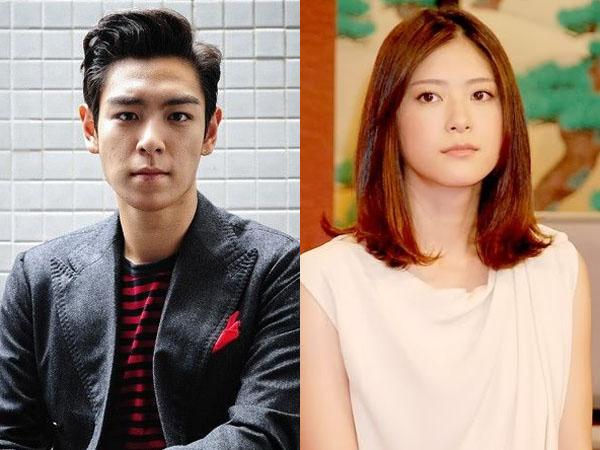T.O.P akan Main Bareng Juri Ueno dalam Drama Produksi Korea-Jepang Terbaru!
