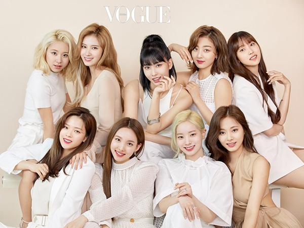 MUA Langganan Idola K-Pop Ini Pilih Dua Member Tercantik TWICE Tanpa Make Up
