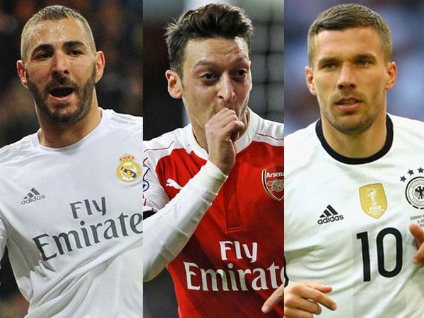 Ucapan Selamat Idul Fitri Datang dari Para Bintang Sepakbola Dunia