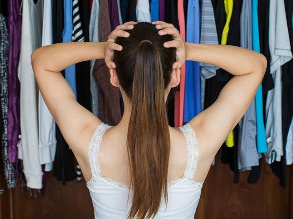 Mungkin Ini Penyebab Kamu Selalu Merasa Tak Punya Baju Padahal Isi Lemari Menumpuk