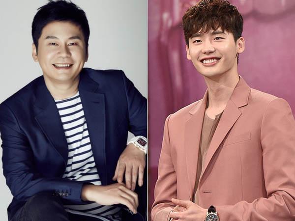 Kekurangan Staf, Yang Hyun Suk Turun Tangan Langsung untuk Urusi Lee Jong Suk?
