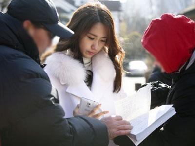 YoonA SNSD Tak Bisa Lepas Dari Skenario 'Prime Minister and I' Selama Syuting