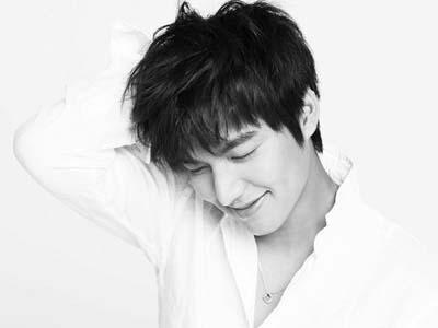 Penuh Memar di Wajah, Lee Min Ho Justru Tersenyum Senang?