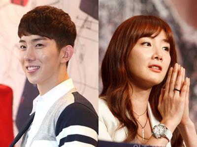 Jo Kwon 2AM dan Aktris Choi Ji Woo Kakak Beradik?