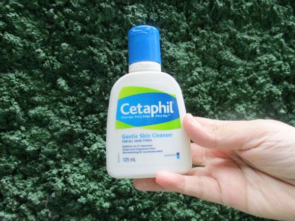Review : Cetaphil Gentle Skin Cleanser