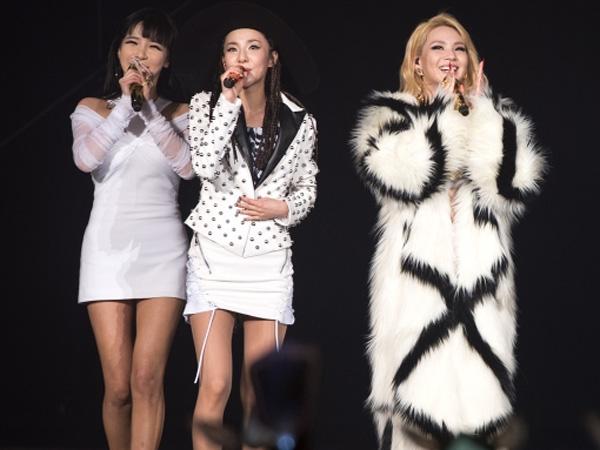 Sempat Hebohkan Fans, Teaser Comeback 2NE1 Ini Ternyata Palsu!