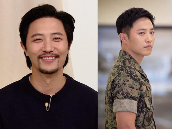 Ternyata Jin Goo Sukses Bintangi Drama Descendants of the Sun Berkat Makanan Ini