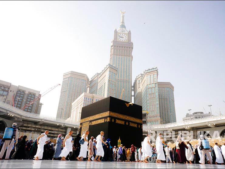 Masjidil Haram Tutup di Hari Idul Adha, Ibadah Haji Dilakukan Terbatas