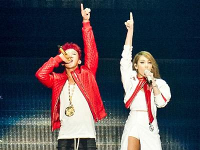 Ini Dia 5 Wanita Beruntung yang Pernah Kolaborasi Bersama G-Dragon