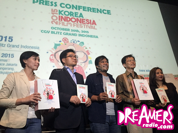 20 Film Plus Satu Film Kejutan Siap Tayang di Korea Indonesia Film Festival 2015