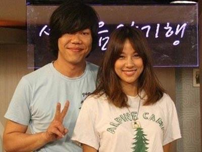 Diam-diam, Lee Hyori dan Lee Sang Soon Resmi Menikah!