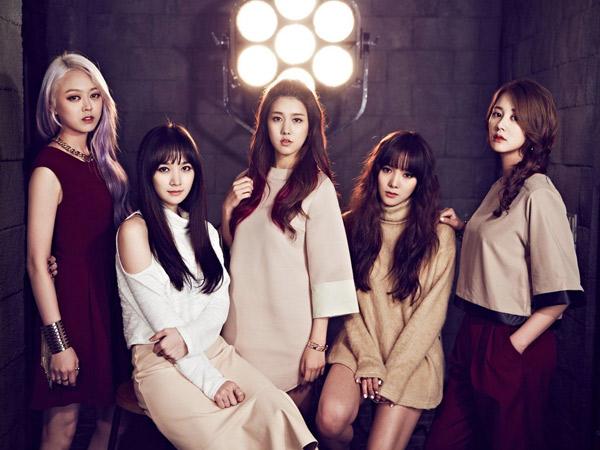 Karirnya Dinilai Tak Ada Kemajuan, Girl Group K-Pop Ini Juga Putuskan Untuk Bubar!