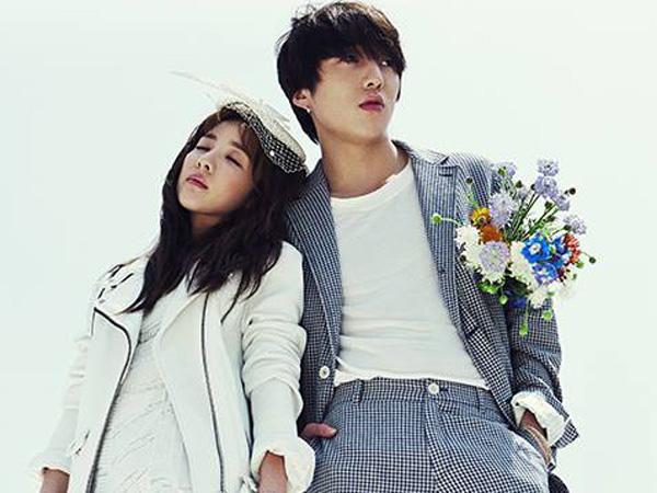 Sandara Park dan Kang Seungyoon Lakukan Wedding Photoshoot di 1st Look
