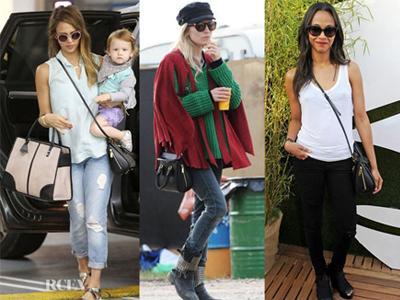 Mini Heroine Bag, Tas Favorit Bintang Hollywood