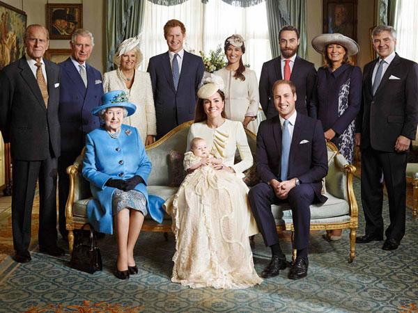 Tradisi Unik Keluarga Kerjaan Inggris di Malam Natal
