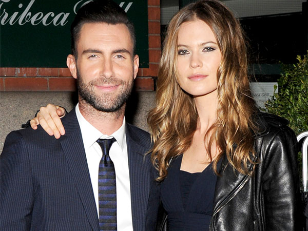 So Sweet, Adam Levine Beri Kejutan Romantis untuk Behati Prinsloo Usai Jadi Model Catwalk Victoria's Secret
