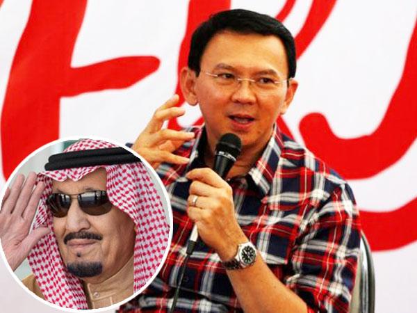 Dampingi Presiden Jokowi, Ini yang Bakal Dilakukan Ahok Saat Bertemu Raja Salman
