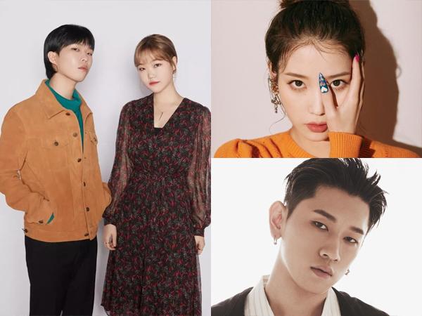 AKMU Ungkap Tracklist Bertabur Bintang untuk Album Baru Featuring IU Hingga Crush