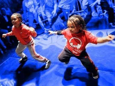 Wow Bocah 6 Tahun Sudah Ahli Break Dance