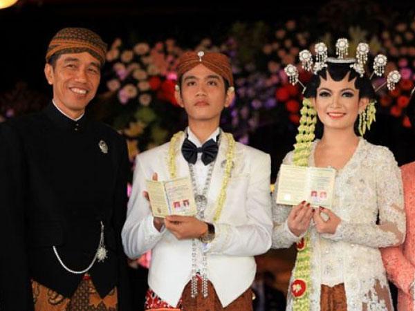 Kabar Duka untuk Istana, Besan Presiden Jokowi Meninggal Dunia