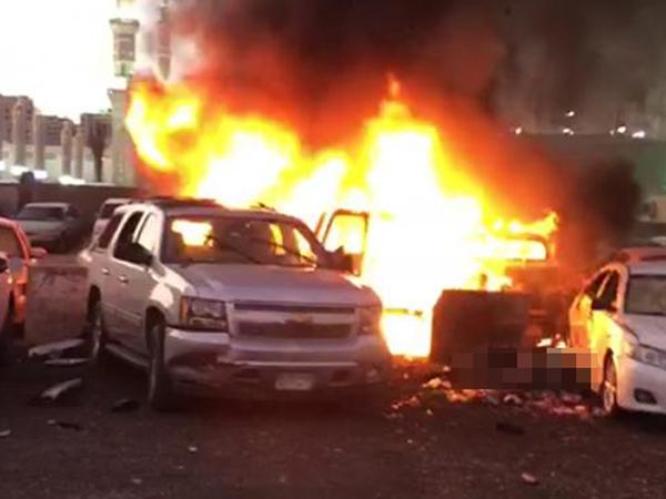 Dekati Petugas Keamanan, Ini Yang Sebenarnya Dlakukan Pelaku Bom Masjid Nabawi Madinah
