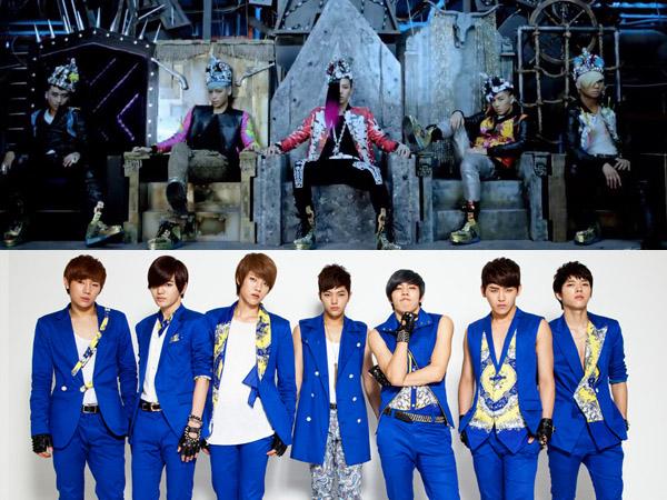 Lima Lagu K-Pop Ini Masuk Daftar Lagu Boyband Dunia Terbaik Sepanjang Masa