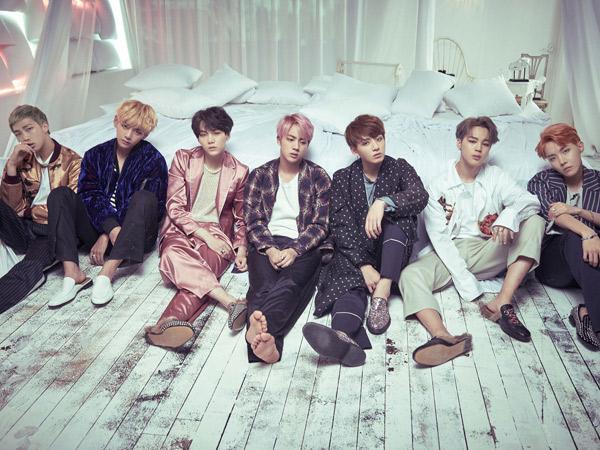 Artistik dan Simbolik, BTS Tampil Lebih Tampan dan Dewasa di MV 'Blood Sweat & Tears'