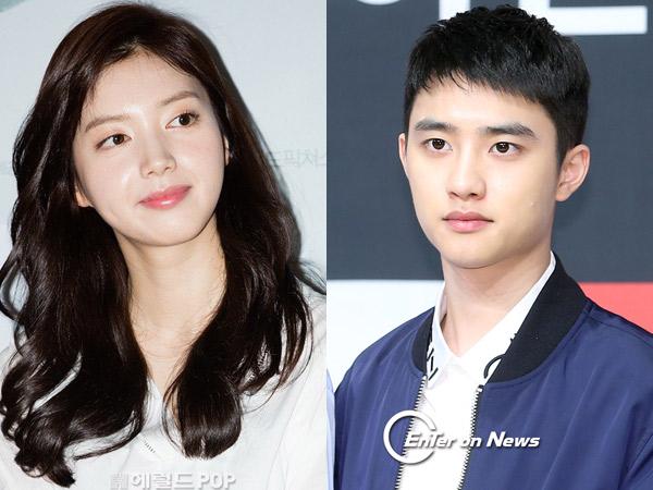 Ini Dia Aktris Cantik yang Akan Jadi Pasangan D.O EXO di Web Drama Terbarunya