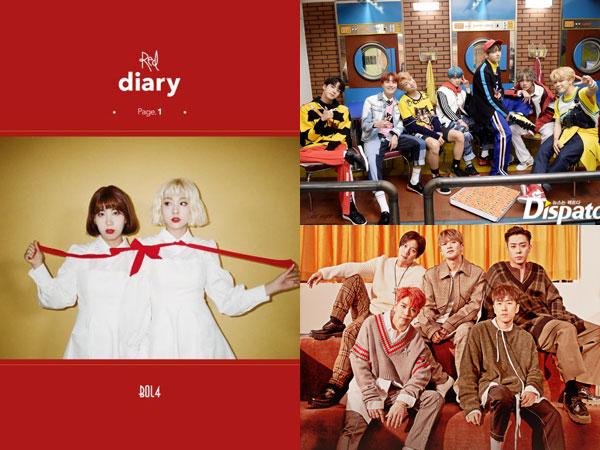 Lagu yang Merajai Chart Musik Korea Saat Chuseok