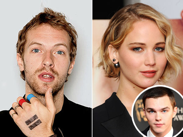 Putus Lagi dengan Chris Martin, Jennifer Lawrence Balikan dengan Nicholas Hoult?