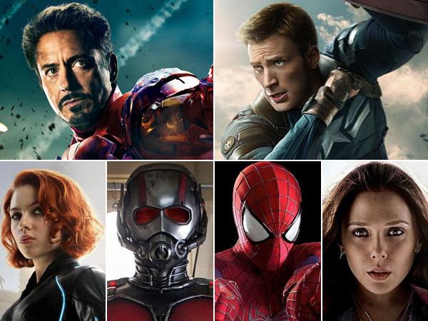 Line Up Team 'Captain America: Civil War' Perlihatkan Member Tak Terduga?