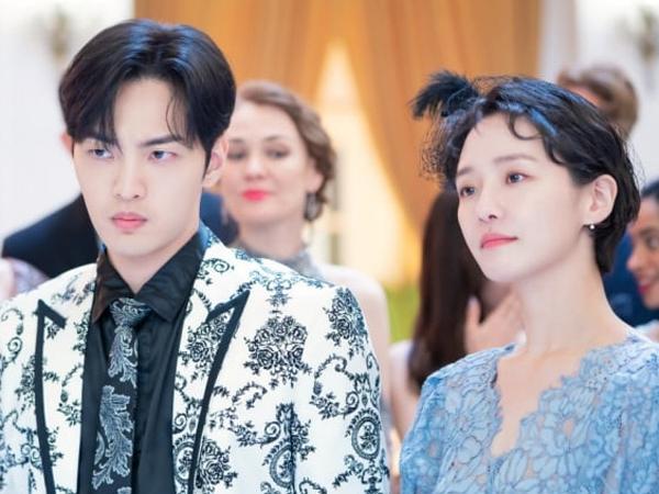 Kim Min Jae dan Park Gyu Young Hadapi Insiden Tak Terduga di 'Dali and Cocky Prince'