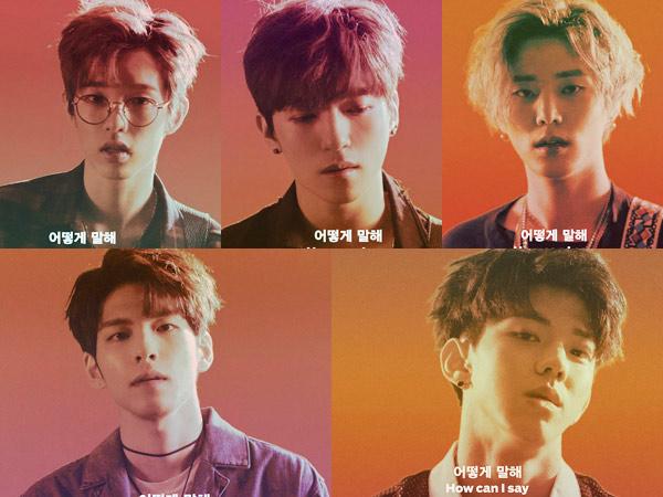 Masih Bernuansa Galau, DAY6 Bingung Cara Putusin Pacar di Lagu Baru 'How Can I Say'