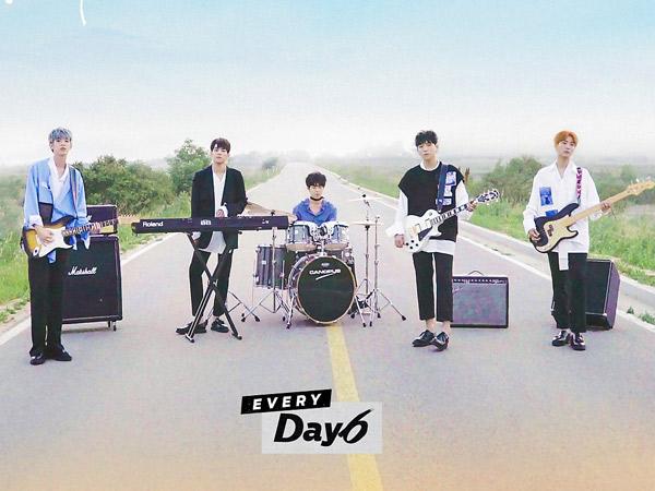 DAY6 Kenang Kisah 'Aku-Kamu Jadi Kita' Lewat MV Comeback 'Hi Hello'