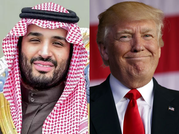 Pangeran Arab Ini Singkirkan Donald Trump di 'TIME's Person of the Year'