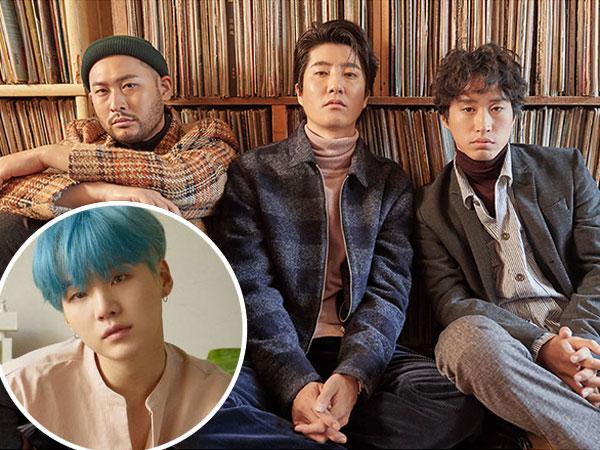 Selipkan Suara Misterius, Fans Temukan Suara Suga BTS di Album Epik High?