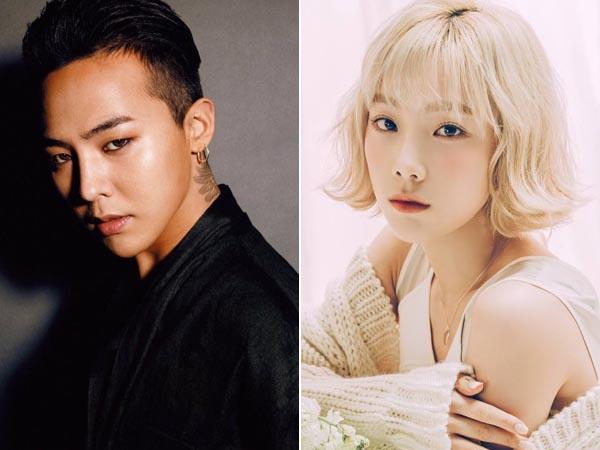 Netizen Unggah Bukti Tambahan, Rumor Pacaran G-Dragon dan Taeyon SNSD Makin Kencang