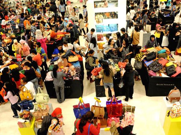 Hadiah untuk Masyarakat di 17 Agustus: Belanja Diskon Seluruh Mall Indonesia!