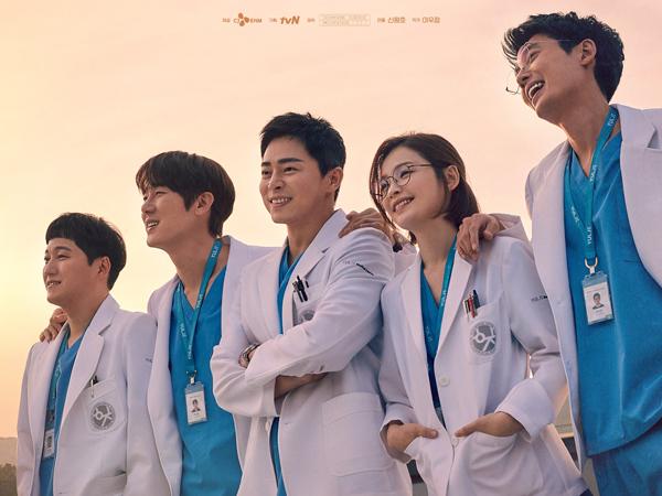 Drama 'Hospital Playlist' Rilis Poster Untuk Musim Kedua