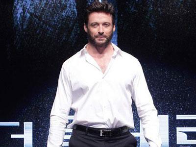 Hugh Jackman Kunjungi Korea Untuk Promosikan Wolverine