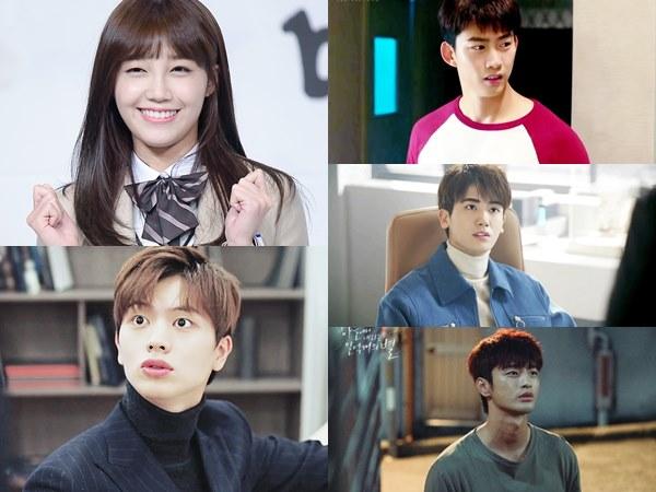 Multitalenta, 5 Idola K-pop Ini Sukses Terjun ke Dunia Akting (Part 2)
