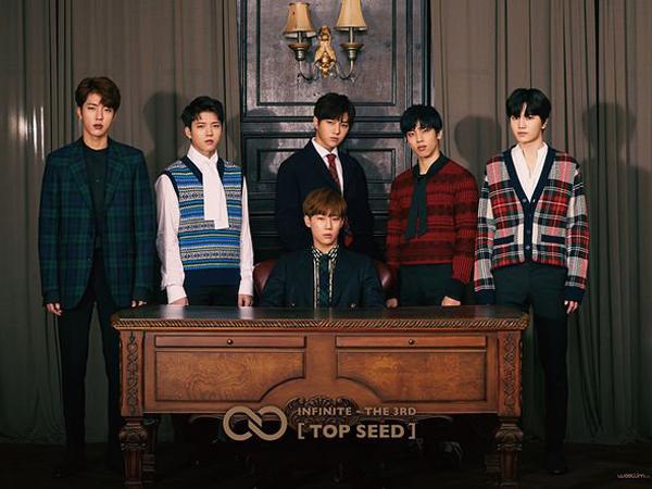Member Infinite Bocorkan Alasan Memperbarui Kontrak dengan Agensi, Karena Sunggyu?