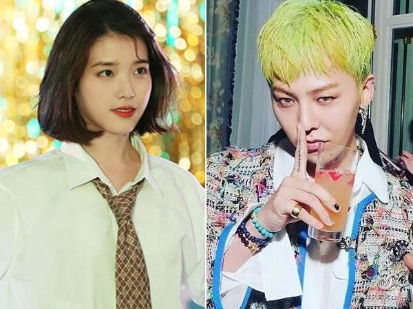 G-Dragon Juga Ikut Sumbangkan Karyanya di Salah Satu Lagu di Album Baru IU!