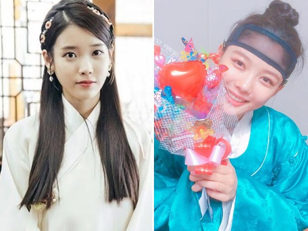 Main di Drama Kerajaan, Riasan Tebal IU dan Kim Yoo Jung Kena Kritik Netizen