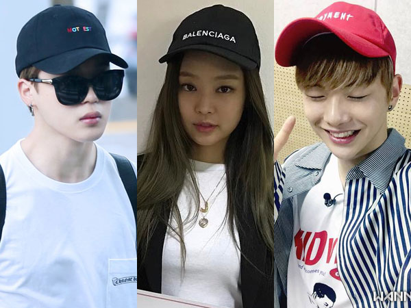 Ball Cap, Fashion Item yang Tengah Jadi Favorit Para Idola K-Pop