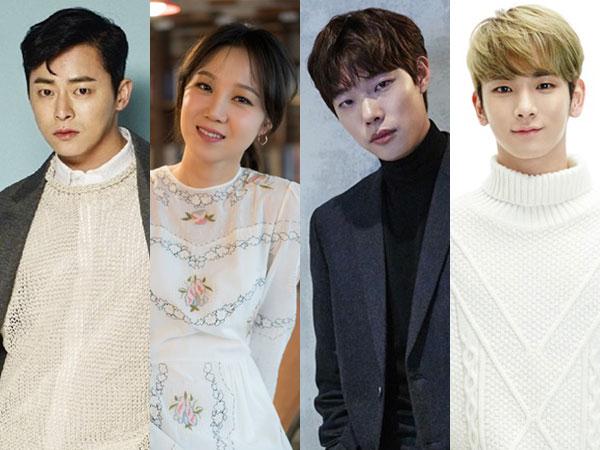 Jo Jung Suk dan Gong Hyo Jin Reunian di Film Baru Bareng Ryu Jun Yeol dan Key SHINee!