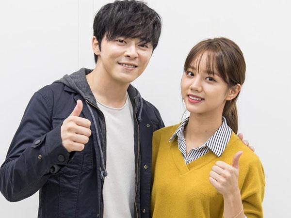 Jo Jung Suk dan Hyeri Girl's Day Bangun Chemistry di Sesi Diskusi Naskah Drama 'Two Cops'