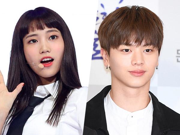 Pengakuan Jueun DIA Soal Rumor Pacarannya dengan Sungjae BTOB